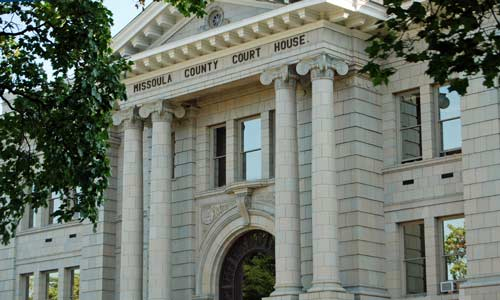 Missoula Family Law Court