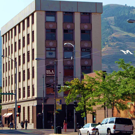 Missoula Family Law Lawyer in Historic Montana Bldg